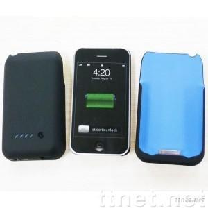 1800mAh SLIM External Battery Charger Dock for iPhone