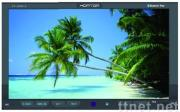 Double Din 7 inch car DVD player HT-9001S