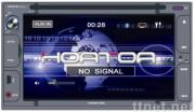 Double din 6.2 inch car DVD player HT-6201
