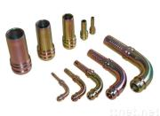 BSP hydraulic fittings