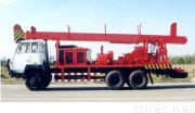 SIN-300 truck water well drilling rig