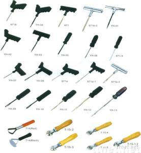 tyre repair tools/tire repair products/inserting tools/patch tools