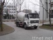 GOLDEN PRINCE 6*4 concrete mixer chassis