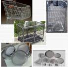 wire mesh products processed