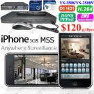 iPhone 3GS Surveillance Network DVR