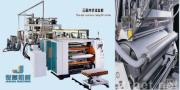 plastic film co-extrusion machine