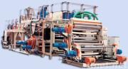 Cast Film Coextrusion Line