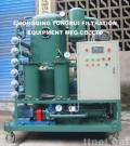 Double stage Vacuum Insulation Oil Purifier,transformer/insulating oil filtration equipment