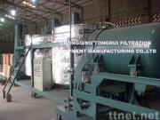 Vehicle Engine Oil Treatment M/C & Filtering System