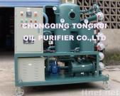 Single-stage Vacuum Insulating Oil Purifier & Recycling M/C