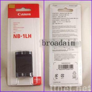 CANON NB1LH NB1L Battery for CANS100/S200/S300/S400/S230