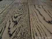 ART collection solid parquet - Black and White