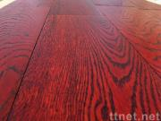ART collection solid parquet - Mahogany and Black