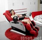 DVD massage chair