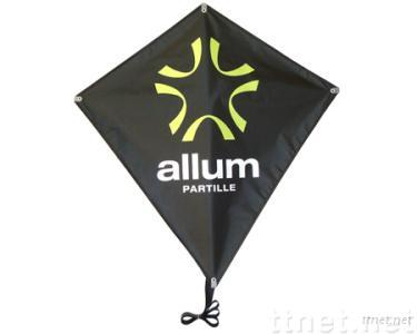 Diamond kite as promotional gift