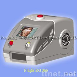 IPL +RF machine for hair removal