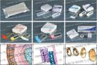microscope slides,cover glasses,prepared slides