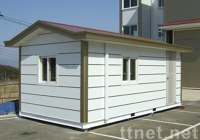 integrated houses