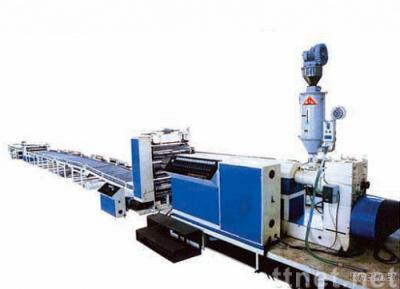 PE,PP Plastic Thick Plates(Sheets) Extruded Production Line