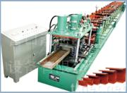 C-Shaped Steel Purling Machine