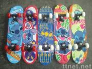 four wheels skate board