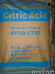 Citric Acid Monohydrate/Anhydrous