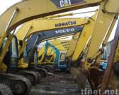 Sell used construction machinery