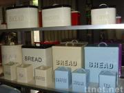 bread bins/metal storages