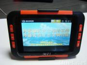 MP4 player with digital TV