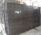 Black Golded Flower (Marble tiles)