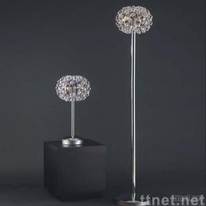 crystal celling  lighting
