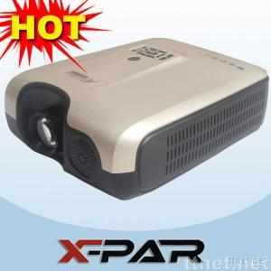 projector/lcd projector 1800 lumens support TV/VGA
