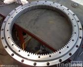 single-row four-point contact ball slewing bearing