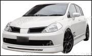Tiida/Cersa/Latio body kit 2005-2006 sport style