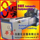 Continuous Impulse Blister Sealing Machine with Cards Loading system