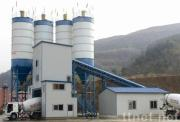 HZS180 concrete mixing plant/concrete batching plant/concrete mixing station