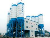 HZS240 concrete mixing plant/concrete mixing station/concrete batching plant