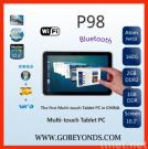 Multi Touch Table PC with Window 7 O/S GPS and 3G
