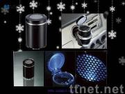 LED Ashtray,car ashtray,car accessories