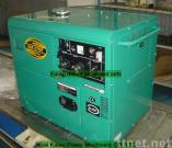 Silent diesel generator KDE6700T CE certification  Good quality