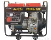 Open diesel generators KDE5500E Home using generator