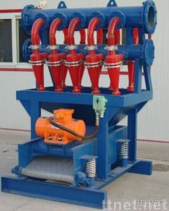Hydrocyclone separators USED in HDD drilling