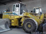 kawasaki 80-4 wheel loader