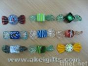 China hand-blown Glass Candy Glass Gifts Glass Crafts
