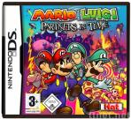 DS DSI game card:Mario & Luigi: Partners in Time DS Games