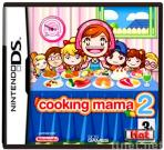 DS DSI game card:Cooking Mama DS Games