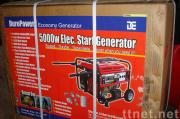 New 5000-Watt Generator US$275.50