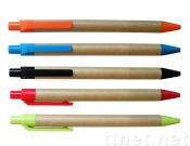 Eco-Friendly pen, Biodegradable pen, Corn pen, Paper pen, Ballpoint pen-GL055