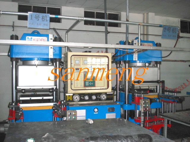compression molding equipment