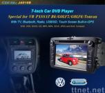 selling  7-inch Special Car DVD Player for VW PASSAT B6/GOLF5/GOLF6/Touran